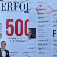 Stefan Dederichs 500 Wichtigste Trainer