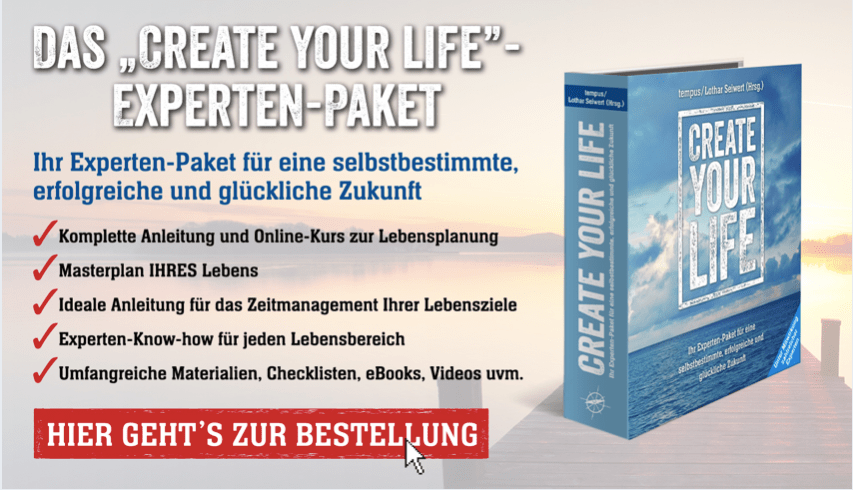 Create your life Experten Paket