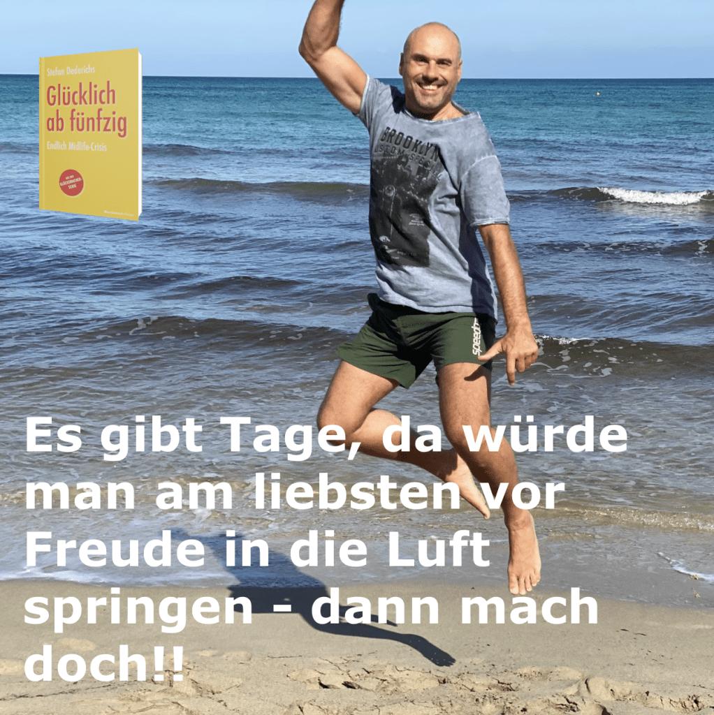 Stefan Dederichs Freude