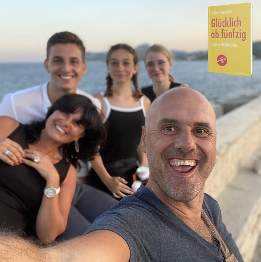 Stefan Dederichs Familie