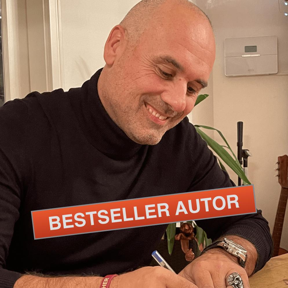 Bestseller Autor