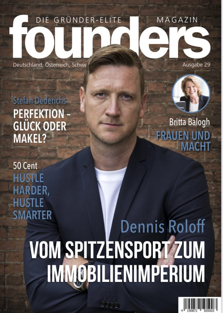 founters Magazin: Perfektion – Glück oder Makel?